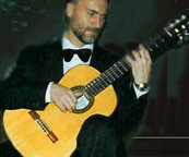 Y. Kuznecov Russian guitarist and a teacher